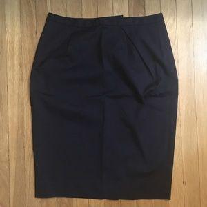 VITTADINI - NWT Pencil Skirt - Navy